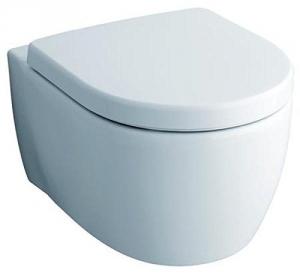 Spülrandloses WC von Keramag
